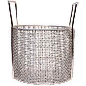 Marlin Steel Stainless Mesh Baskets Usable 10x8, Round, #4 Mesh, Price Each for Qty 5+