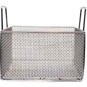 Marlin Steel Stainless Mesh Baskets 14x14x8, Price Each for Qty 1-4
