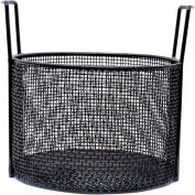 Marlin Steel Coated Steel Mesh Basket 12x8 Round Mesh/Coated, Price Each for Qty 5+