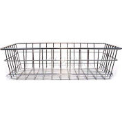 Marlin Steel Nesting Wire Baskets 12x18x5 Chrome/Nesting, Price Each for Qty 1-4
