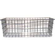 Marlin Steel Nesting Wire Baskets 14x20x6 Chrome/Nesting, Price Each for Qty 1-4