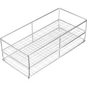 "Marline Steel Stainless Steel Small Spaced Rack 17""W x 5-7/8""D x 8""H 2210002-31"