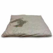 """MBT General Purpose Gray Universal Absorbent Pillows, 18"""" x 18"""", 10/Case"""