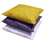"MBT Yellow HazMat Absorbent Pillows, 18"" x 8"", 20/Case"