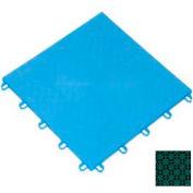 "Mateflex ProGym Multi-Sport Indoor Tile 363318, 12""L X 12""W, Sport Green"