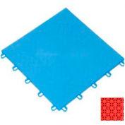 "Mateflex ProGym Multi-Sport Indoor Tile 363323, 12""L X 12""W, Orange"