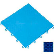 "Mateflex ProGym Multi-Sport Indoor Tile 363346, 12""L X 12""W, Performance Blue"