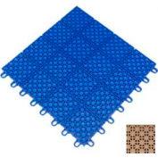 "Mateflex HomeCourt Multi-Sport Outdoor Tile 451331, 12""L X 12""W, Desert Sand"