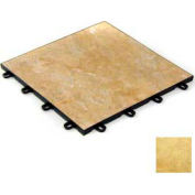 Mateflex TileFlex Indoor Modular Flooring Tile 572034, Beige