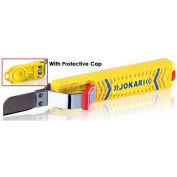 Jokari® Secura No. 28G Cable Knife for 8 - 28 mm Common Round Cables