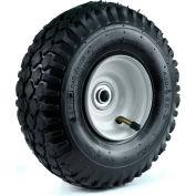 Martin Wheel 410/350-4 10-Inch Stud Tread Pneumatic Wheel Assembly