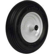 """Martin Wheel 480/400-8 16-Inch No-Flat Wheel Assembly, Hub Dia. 5/8"""""""
