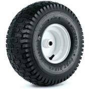 "Martin Wheel Kenda K358 Tire Mounted on Wheel 606DC-TR341I - 15 x 600-6 3-1/4"" Hub x 3/4"" Bore 2 Ply"
