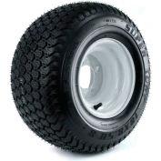 Martin Wheel Kenda K500 Super Turf Tire on 8x7 Rim 4 Hole Wheel (4/4) 858GK4W-4TFK - 18 x 850-8