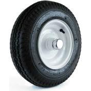 "Martin Wheel Log Splitter Wheel HS408B-1I(A) - 480-8, 1"" Bearing, LRB"