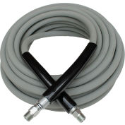 "MTM Hydro Kobrajet 4000 psi 310 Degree 3/8""x75' Gray Pressure Washing Hose"