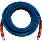 "MTM Hydro Kobrajet 5800 psi 310 Degree 3/8""x75' Blue Pressure Washing Hose"