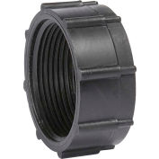 Mueller 02995 3 In. ABS Threaded Cap - FPT