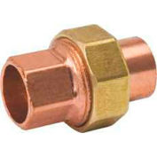 "Mueller A 11216 2-1/2"" Lead Free Copper Union"
