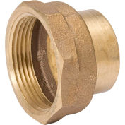 Mueller W 07240 1-1/4 In. Wrot Copper DWV Fitting Adapter - Street X FPT