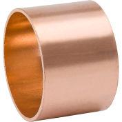 Mueller W 07909 2 In. Wrot Copper DWV Repair Coupling - Copper
