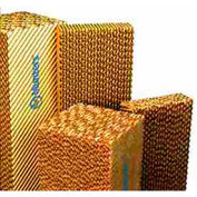 Celdek® Evaporative Cooling Media Cel1545061248 - 6x12x48 - Pkg Qty 2