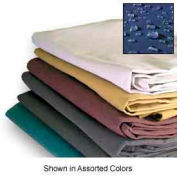 4' X 6' Heavy Duty 10 oz. Water Resistant Canvas Tarp Green - CTW-10-01-0406-Green