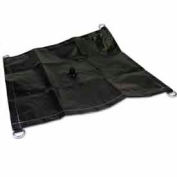 3' X 3' Light Duty Poly Drain Tarp - PC-0303