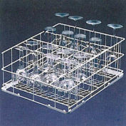 Jet-Tech 30116, 16-Compartment Glass Rack for F-16DP and 727