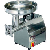 Axis AX-MG12 - Meat Grinder, 1.0 HP, #12 Hub, Gear Drive, Forward & Reverse Switch