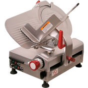 """Axis AX-S12BA - Meat Slicer with 12"""" Diameter Blade, Automatic Variable Speed"""