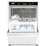Jet-Tech F-16DP, Undercounter High Temperature Cup and Glass Washer, 208-240V