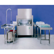 """Jet-Tech FX-44 Conveyor Type Dishwasher, With Built-In Booster, 44"""" Tank"""