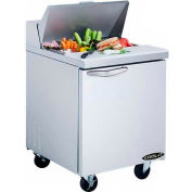 "Kool-It KST-27-1 Salad Prep Table 27"" 1 Door"