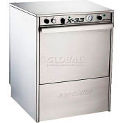 Jet-Tech Undercounter Low Temp Dishwasher, 115V