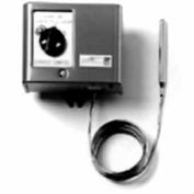 Johnson Controllers Temperature Controller A19ZBC-6C Remote Bulb, SPDT, Heat & Cool