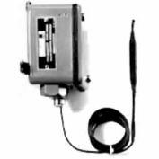 Johnson Controls Temperature Controller A28MA-2C Two Stage w/ Nema 3R Weatherproof Enclosure