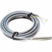 """Johnson Controls Temperature Sensor A99BC-25C With High Temp Silicon Cable 9-3/4""""L"""