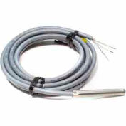 Johnson Controls Temperature Sensor A99BC-300C With High Temp Silicon Cable 9-3/4'L