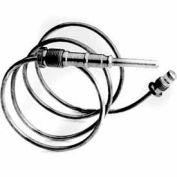 "48"" Husky™ High Performance Thermocouple K16RA-48C - Nickel Plated"
