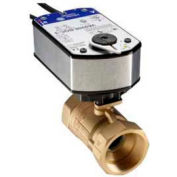 Johnson Controls On/Off and Floating Point Electric Spring Return Valve Actuator - VA9208-AGC-3