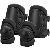 Barska Loaded Gear CX-400 Elbow and Knee Pads BI12250 - Black