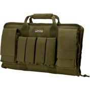 """Barska Loaded Gear RX-50 Tactical Pistol Bag BI12292 9"""" x 16"""" x 3-1/2"""" OD Green"""