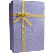 "Barska Gift Box Diversion Safe CB11796 with Key Lock, 6-1/2""W x 3-5/16""D x 9-5/8""H, Lavender"