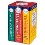 Merriam-Webster Language Reference Set, 1 Set