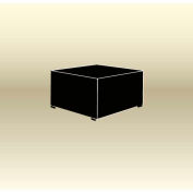 "MasonWays™ 200-12126 Display Cubes 12""W x 12""D x 6""H, 100 Lbs. Capacity - Pkg Qty 6"