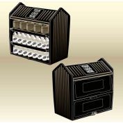 """MasonWays™ CAB 463150 Indoor and Outdoor Cabinet 46""""W x 31""""D x 50""""H"""