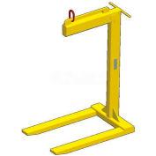 M&W Dual Bale Lift Pallet Lifter - 2000 Lb. Capacity