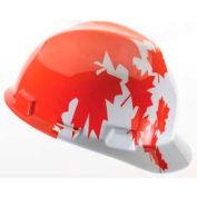 Maple Leaf V-Gard Hard Hat - Pkg Qty 10