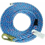 50 Ft. Rope Vertical Lifeline, Eng/French Packaging